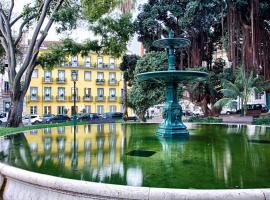 Tempo FLH Hotels Lisboa, hotel em Lisboa