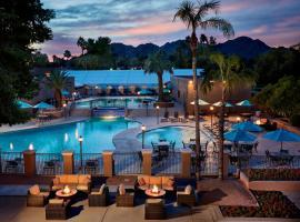 Scottsdale Plaza Resort, hotel in Scottsdale