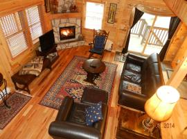 Lake Placid Log House, family hotel in Lake Placid