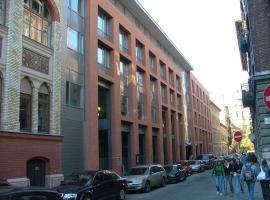 City Hostel Corvin