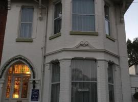 Ellenborough House, hotel near Princess Anne Hospital, Southampton