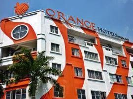 Orange Hotel Kota Kemuning @ Shah Alam
