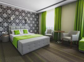 Hotel Wróblewscy, hotel in Sieradz