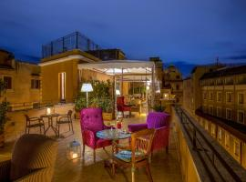 Hotel Monte Cenci, מלון ברומא