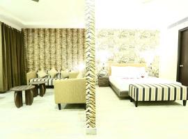 Safari Park Resort, room in Rāmnagar
