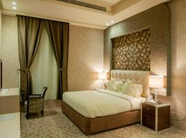 Elite Suites Hotel - Al sahafah, serviced apartment in Riyadh