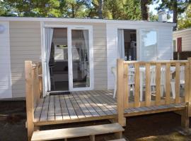 Le Bois Masson Mobile Homes