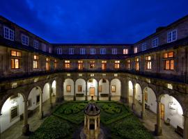 Parador de Santiago - Hostal Reis Catolicos: Santiago de Compostela şehrinde bir otel