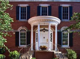 Morrison House Old Town Alexandria, Autograph Collection