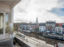 Schitterend Appartement in Binnenstad