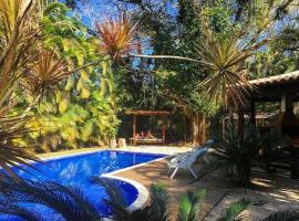 Guest House da Lui, vacation home in Ubatuba