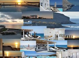 Abelomilos Exclusive Villa, pet-friendly hotel in Imerovigli