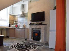 Apartment Zebra, apartment in Estosadok