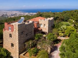 Kastro Estate, hotel with pools in Chania Town