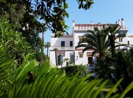 Villa Belle Rive, B&B in Cannes