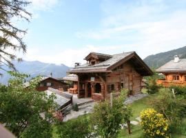 Beauitful Chalet with Jacuzzi in Verbier in Ski Area