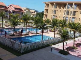 Condado Aldeia dos Reis 114 e 213, apartamento em Mangaratiba