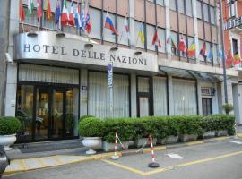 Los 10 mejores hoteles de Estación central, Milán, Italia