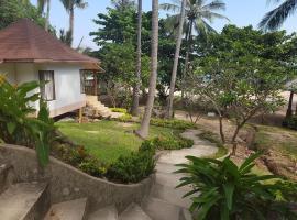 Diamond Beach Resort, hotel in Ko Tao