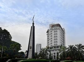 Amaroossa Royal, accessible hotel in Bogor