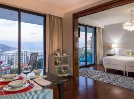 Belvedere Boutique - Adults only, B&B in Funchal