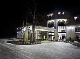 Hotel Rozdroże Nieborów, hotel in Nieborów