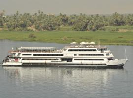 M/Y Alexander The Great Nile Cruise - 4 Nights Every Monday From Luxor - 3 Nights Every Friday from Aswan