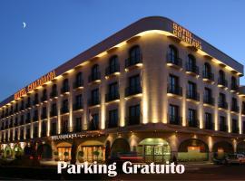 Sercotel Guadiana, hotel in Ciudad Real