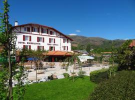 Hotel Eskualduna Chez Katina
