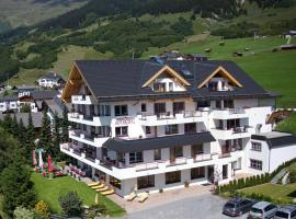Hotel Alpenroyal, hotel in Fiss