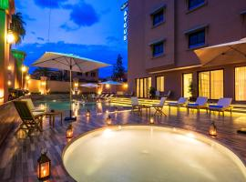 Hotel Ayoub & Spa, hotel near Yves Saint Laurent Museum, Marrakesh