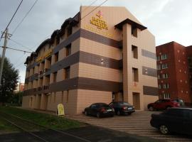 Отель Мартон Гордеевский