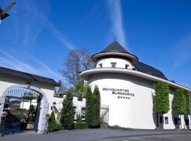 Weinquartier Burggarten, hotel in Bad Neuenahr-Ahrweiler