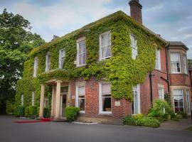 Farington Lodge Hotel, hotel in Preston