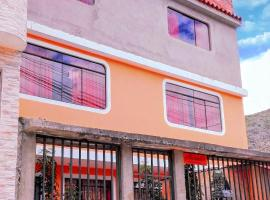 Residencial Norandes, guest house in Huaraz