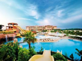 Regnum Carya, resort in Belek