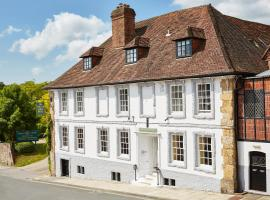 Spread Eagle Hotel And Spa, hotel in Midhurst
