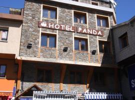 Hotel Panda, hotel near Pla de les Pedres Soldeu, Pas de la Casa