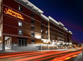 Hampton Inn & Suites By Hilton Knightdale Raleigh, hotel in Raleigh