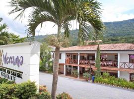 Hotel Roselière Bucaramanga, hotel in Bucaramanga