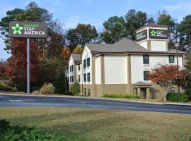 Extended Stay America - Atlanta - Clairmont, hotel near High Museum of Art, Atlanta