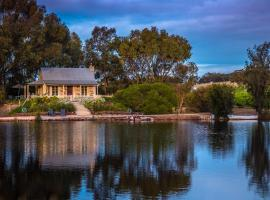 Stonewell Cottages and Vineyards, hotel in Tanunda