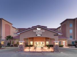 Homewood Suites by Hilton El Paso Airport, hotel v destinaci El Paso
