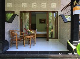 Teba Jati Guest House, hotel near Goa Gajah, Ubud