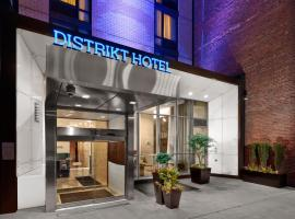 Distrikt Hotel New York City, Tapestry Collection by Hilton