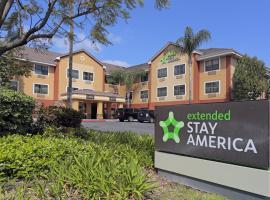 Extended Stay America - Los Angeles - La Mirada, hotel near Knott's Soak City, La Mirada