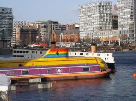 007 HOUSE BOAT