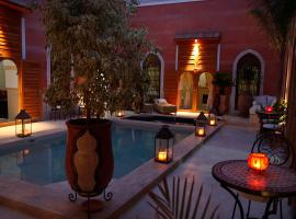 Riad Alili, hotel near Yves Saint Laurent Museum, Marrakesh