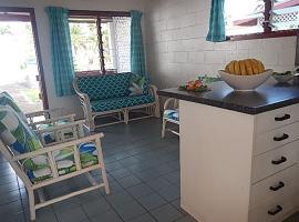 Reef Motel - Aitutaki