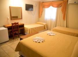 Hotel Cabañas del Leñador